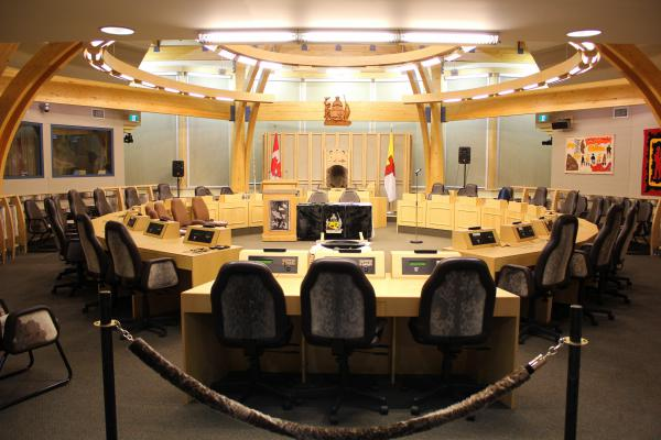 Feb 19 - Credit Nunavut Legislative Assembly